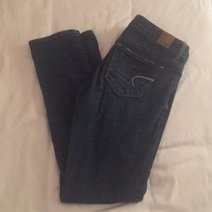 American Eagle Outfitters Pants - American Eagle 2 Short Skinny Jeans
